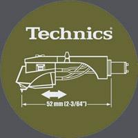 Technics Headshell Slipmats (pair)